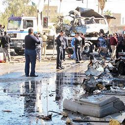 Bomb Blasts Rip Across Iraq - Voice of America | Topics of my interest | Scoop.it