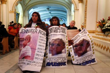 In Mexico, '12 kidnappings per hour'   Mexico and Haiti- Ricky R.   Scoop.it