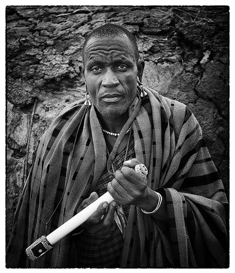 The Masai Typology | Travel photographer: Nicolas Lotsos | BLACK AND WHITE | Scoop.it