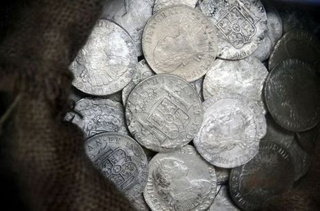 Spain's hard-won shipwreck coins finally go on public display in Cartagena | All about water, the oceans, environmental issues | Scoop.it