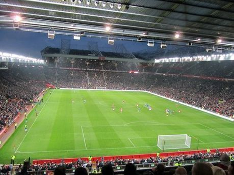 Manchester United Seating Plan | Football Stadium Guides | Scoop.it