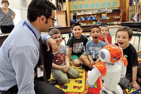 Robot language tutors to get kids up to speed before school   Post-Sapiens, les êtres technologiques   Scoop.it