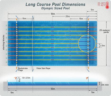 (EN) - Swimming Pool Dimensions | iSport.com | Glossarissimo! | Scoop.it
