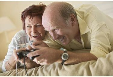 Alzheimer : les jeux vidéo en 3D stimuleraient la mémoire | Seniors | Scoop.it