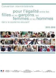 Outils égalité filles-garçons - Réseau Canopé   Pédagogie: un peu de tout...   Scoop.it