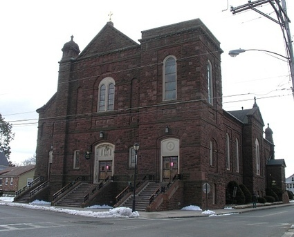 Historic Buildings of Connecticut » Blog Archive » St. Patrick Church ... | Sustainable Historic Buildings | Scoop.it