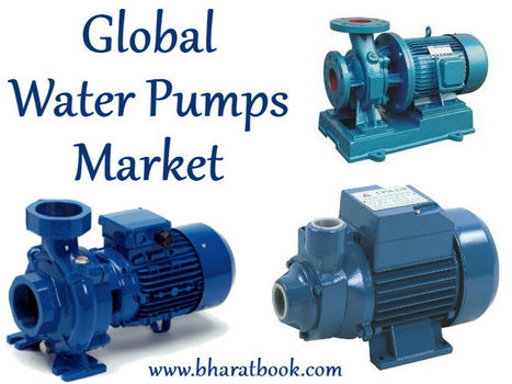 Global Water Pumps Market - Bharat Book Bureau   Energy-Resources and Automation - manufacturing construction   Scoop.it