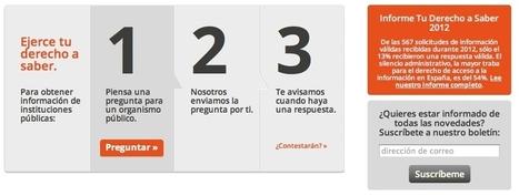 civio.es | Fundación Ciudadana Civio – Tecnología aplicada a la transparencia y la apertura de datos | Documentación y Recursos:                   Parlamento y 15M | Scoop.it
