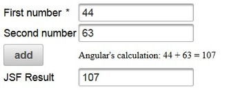 AngularFaces: AngularJS Puts JSF on Steroids | Java EE 6 Development | Scoop.it
