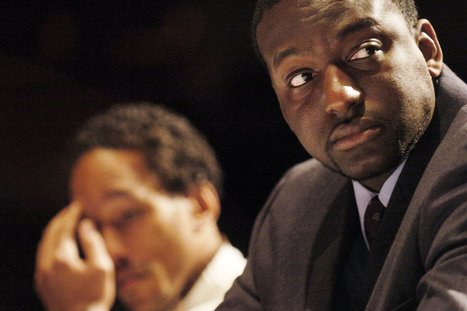 'Central Park Five' Member Yusef Salaam On the Ken Burns Documentary | injustice in the courtsystem | Scoop.it