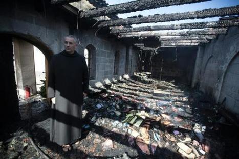 Le meilleur de l'actualité: Nouvel incendie d'une église en Israël: plusieurs sionistes arrêtés #antigoyisme | Toute l'actus | Scoop.it