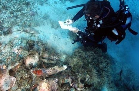 Mediterráneo: descubrimientos arqueológicos diseñan antiguas rutas marinas | Arqueología submarina y subacuática, Navegación histórica,  Ciencias y Técnicas Auxiliares y afines. Investigando en Arqueología  Submarina. | Scoop.it