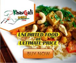 KhauGaliDeals Offering An Amazing Discounts Offer At The Best Restaurants in Delhi | Fine Best Dining Deals | Scoop.it