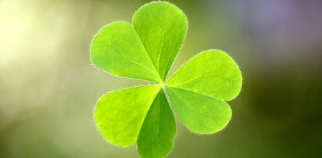 9 Ways to Create Your Own Luck | Happiness is THE Journey - Le bonheur, c'est LE voyage | Scoop.it