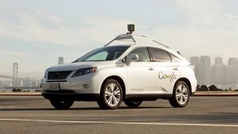 Les Google Cars sur les routes d'ici 3 à 5 ans | médias sociaux, e-reputation et web 2 | Scoop.it