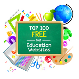 Top 100 free education sites | Culture: Education, Arts | Scoop.it