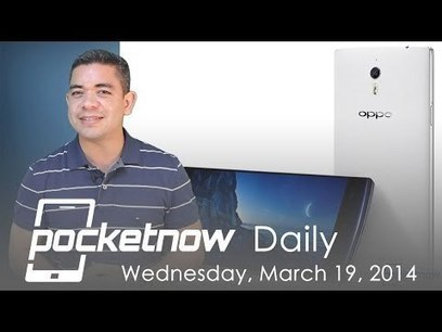 iPhone 6 graphics, Oppo Find 7 announced, Moto 360 details & more - Pocketnow Daily   network marketing   Scoop.it