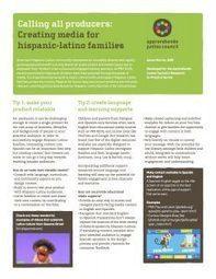 Joan Ganz Cooney Center - Developing Children's Media with Diversity in Mind | digital divide information | Scoop.it
