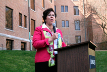 Borgess dedicates Sister Anastasia's Healing Garden - south west michigan | Healing gardens | Scoop.it