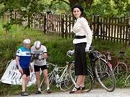 Vélo en mode vintage en juin 2013 en Anjou | loire valley | Scoop.it