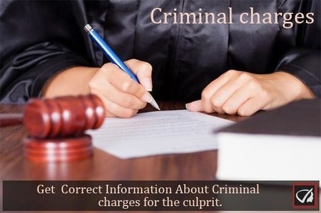 Instant Profiler: Criminal Charges - Get Correct information About Criminal Charges For The Culprit | Best people search, criminal and business records search services- InstantProfiler | Scoop.it