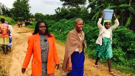 Kenya's Water Women | Southmoore AP Human Geography | Scoop.it