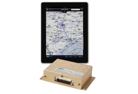 DAC Receives PMA Approval For iPad EFB Interface - Aviation International News | Electronic Flight Bag | Scoop.it