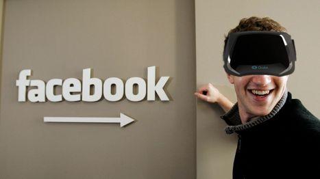 Mark Zuckerberg: La realidad virtual es el siguiente paso obvio para Facebook | eSalud Social Media | Scoop.it