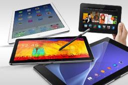 Puissance, affichage, autonomie : le Top 10 des meilleures tablettes | Au fil du Web | Scoop.it