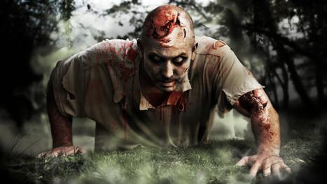 Walking Dead Zombie in Real World by Black Magic - Culture Gate | Zombies | Scoop.it