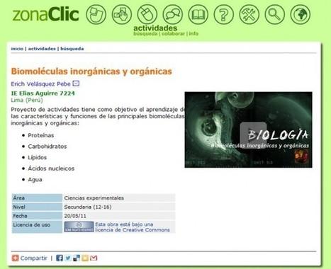 Red Social del Grupo de Investigación Stellae: JClic y WebQuest | Educacion, ecologia y TIC | Scoop.it