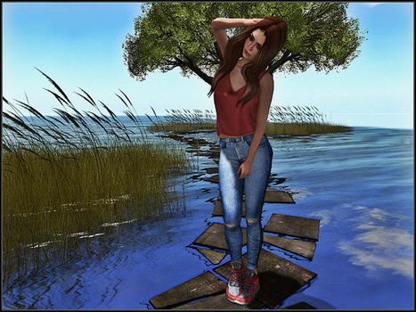 A World in a grain of sand: Why are you my clarity... | Finding SL Freebies | Scoop.it