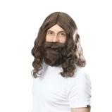 Jesus / Hippy Fancy Dress Wig And Beard Set | Fancy Dress Ideas | Scoop.it