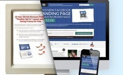 Landing Pages: A Curated Guide To Real-World Mistakes | Resources for DNLE for 21st Century | Scoop.it