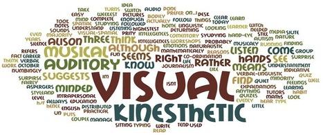 ¿Conoces los estilos de aprendizaje de tus alumnos?: Los canales perceptivos   NEE   Scoop.it