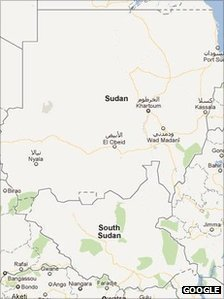 Google ,maps ,puts ,South ,Sudan on ,current news,daily news ...   On Web Mapping   Scoop.it