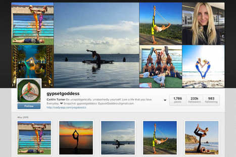 Yoga Stars Are Making Careers Out of Instagram - New York Magazine | Yoga | Scoop.it