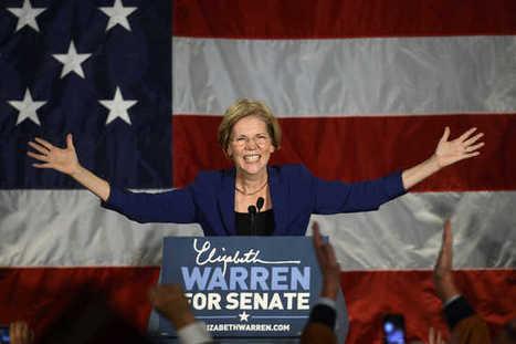 Third Way head admits Elizabeth Warren scaresthem | Current Events | Scoop.it
