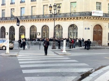 Mac 4 Ever : iPad 2 en France : déjà des files d'attente dans toute la France ! | L'iPad 2 arrive... | Scoop.it
