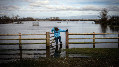 Accustomed to Floods, but 'Nothing Like This,' in Southern England | Sustain Our Earth | Scoop.it