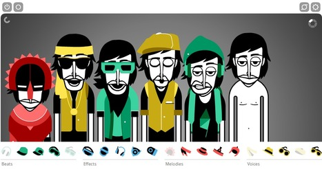 "Incredibox V3 - ""Sunrise"" - 2013 (Brand new version) 