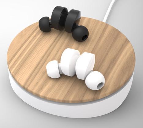 Truu: écouteurs design sans (aucun) fil | ON-ZeGreen | Scoop.it