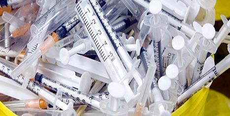 A peine 14% de déchets d'activités de soins à risques infectieux récupérés en Corse ! | ADC | Scoop.it