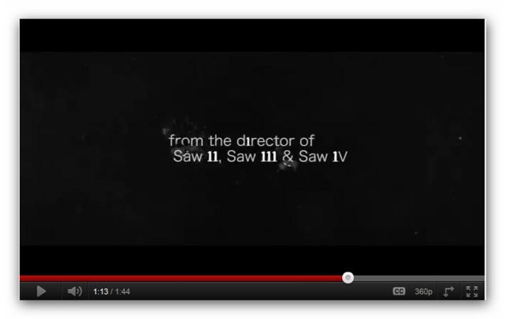 '11 11 11' movie trailer | Machinimania | Scoop.it