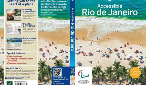 Accessible Rio Guide by Lonely Planet | TravAbility | Accessible Tourism | Scoop.it