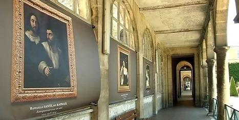 Le Louvre à l'hôpital, quand le beau soigne les maux   Clic France   Scoop.it