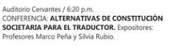 2015-05-18 • Alternativas de constitución societaria para el traductor | Traducción en Perú: eventos, noticias, talleres | Scoop.it