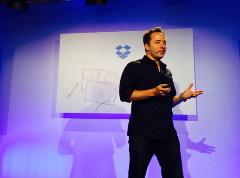 "Dropbox Hits 200M Users, Unveils New ""For Business"" Client Combining Work And Personal Files 