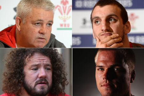 Warren Gatland, Sam Warburton, Gareth Anscombe, Adam Jones...the individuals caught right in the crossfire of Welsh rugby's civil war | El futuro del rugby | Scoop.it