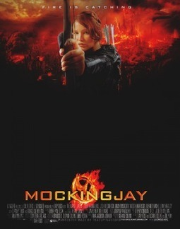 Mockingjay Movie Poster | Hunger Games Fandom | The Hunger Games Books and Movies | Scoop.it